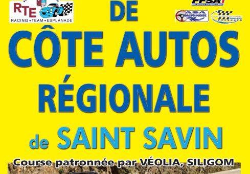 Course de Côte régionale de St Savin