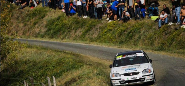 Résultats Coupe de France des Rallyes
