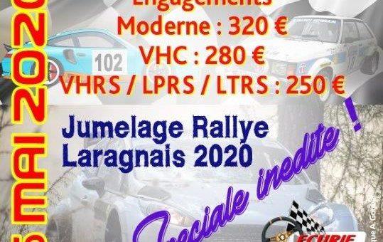 38 ème Rallye de la Matheysine 2020