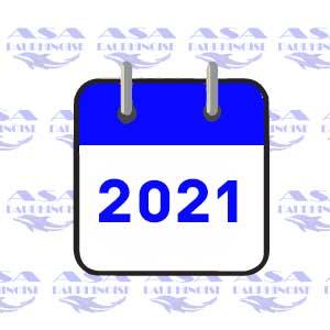 Calendrier 2020-2021